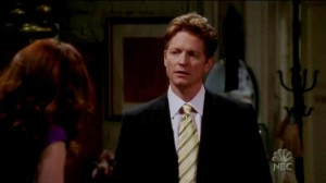 eric stoltz, will & grace