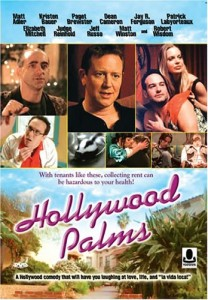 hollywood palms,dvd cover,eric stoltz
