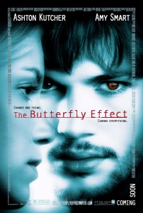 the butterfly effect,movie poster