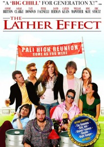 eric stoltz,the lather effect,movie poster