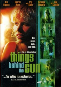Things Behind the Sun,dvd cover,eric stoltz