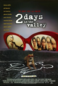 two days in the valley,movie poster,eric stoltz