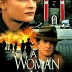 a woman at war,movie poster