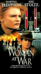 a woman at war,movie poster