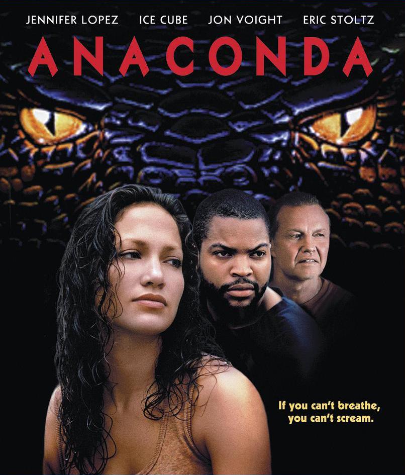 Anaconda 2 Poster Jennifer Lopez - Booty...