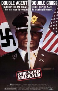 eric stoltz,code name emerald,movie poster