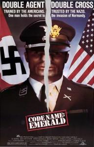 eric stoltz,code name emerald,movie poster
