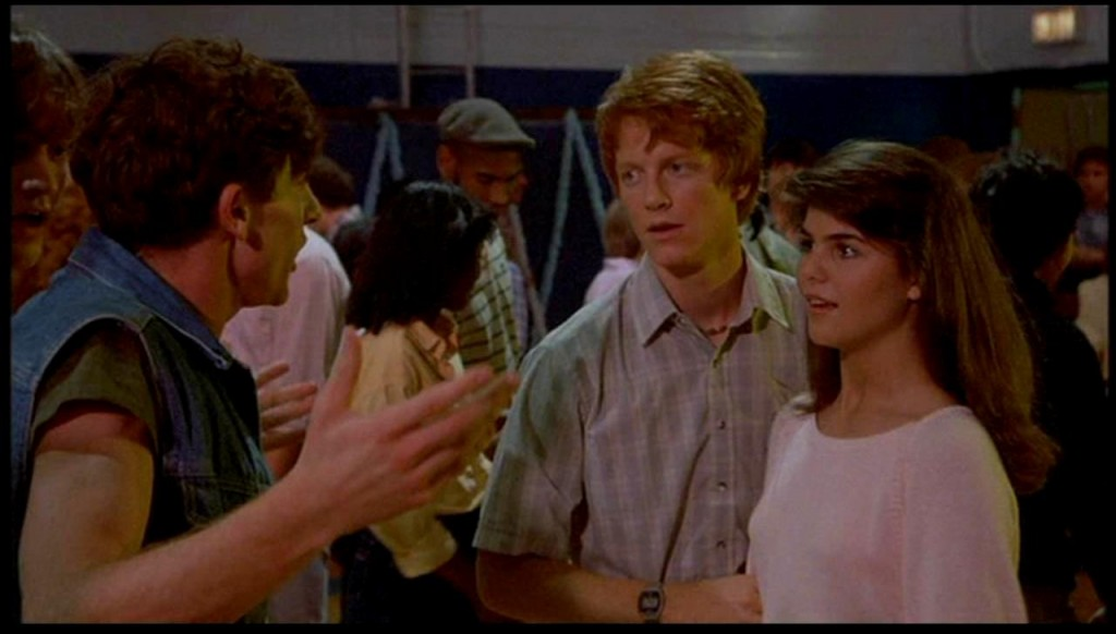 eric stoltz,the new kids, lori loughlin