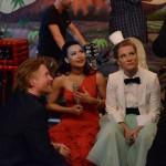 Eric Stoltz directing Glee 3.19 Prom-asaurus