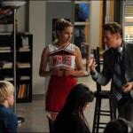 Glee 2.04 Duets 1 - Dianna Agron, Eric Stoltz