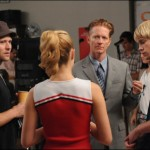 Glee 2.04 Duets 5 - Zach Woodlee, Dianna Agron, Eric Stoltz, Chord Overstreet