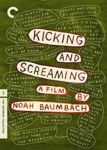 kicking and screaming,1995 movie