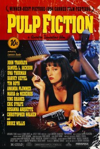 pulp fiction,movie poster