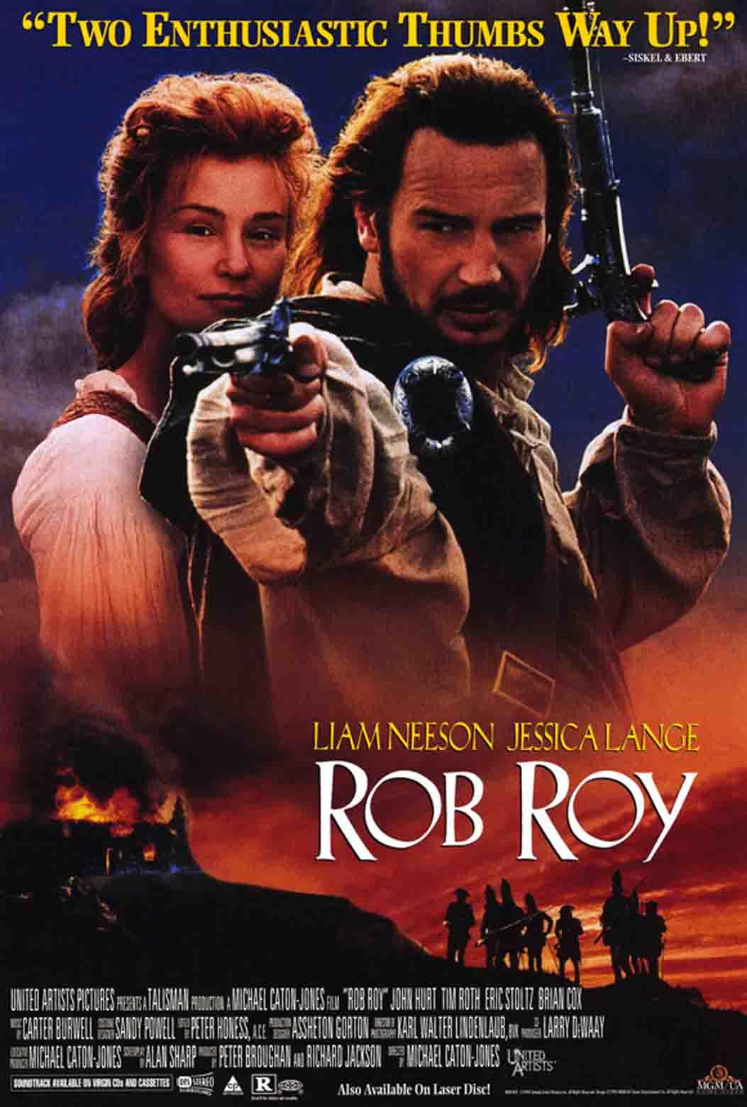 Rob Roy Trailer Deutsch