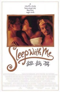 sleep with me,movie poster,eric stoltz