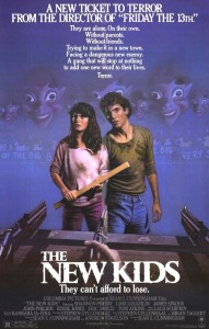 the new kids,movie poster