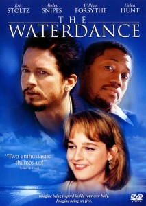 eric stoltz,the waterdance,movie poster
