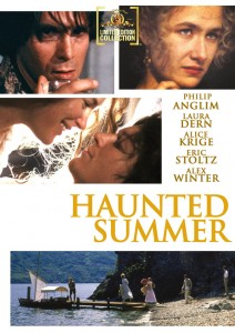haunted summer dvd,eric stoltz
