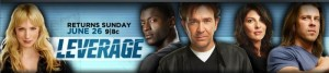 leverage season four