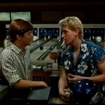 Eric Stoltz and Chris Penn in The Wild Life