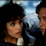 Lea Thompson and Eric Stoltz in The Wild Life