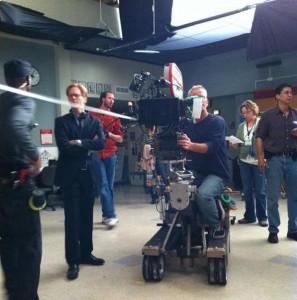eric stoltz,glee,directing