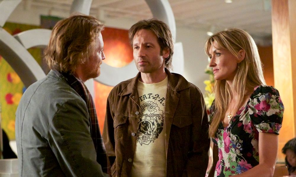 eric stoltz,david duchovny,californication,love song